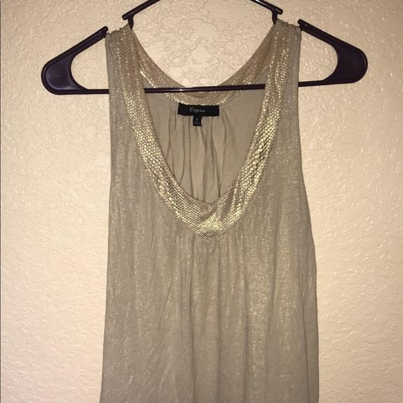 Express Dresses & Skirts - Casual tank top dress